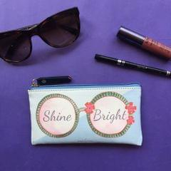 Shine Bright Sunglass Pouch