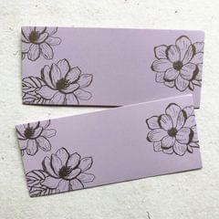 Magnolia Bloom Money Envelope Set