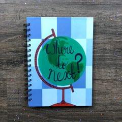 'Where to Next' Travel Planner