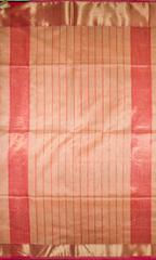 Maheshwari Handwoven Cotton-Silk Saree