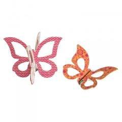 Sizzix Bigz Die - Butterflies, 3-D - 661909
