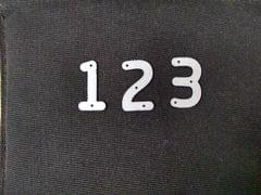 Numbers Set 14PK- CPMD016