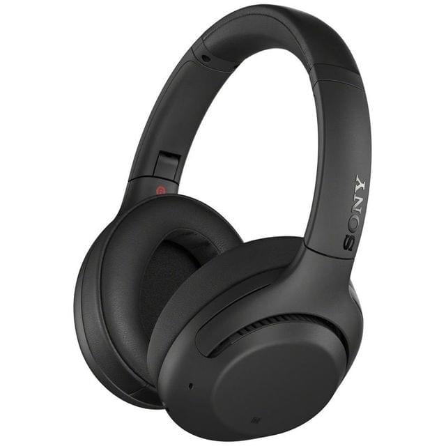 SONY WIRELESS NOISE CANCELING STEREO HEADSET EXTRA BASS - BLACK