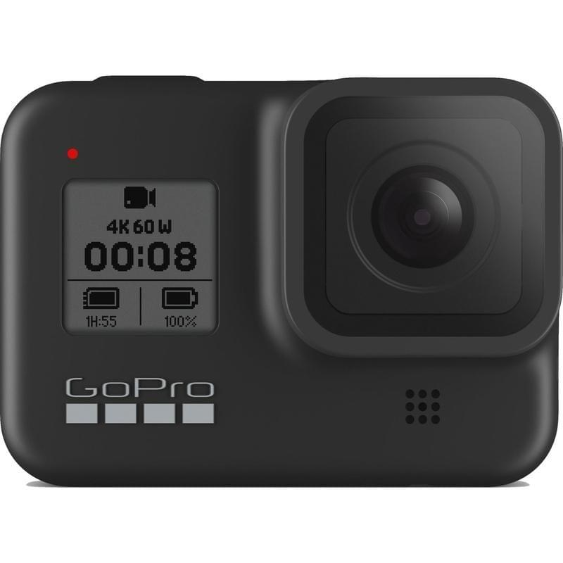 GO PRO HERO 8 Black 4K HyperSmooth 2.0 Action Cam