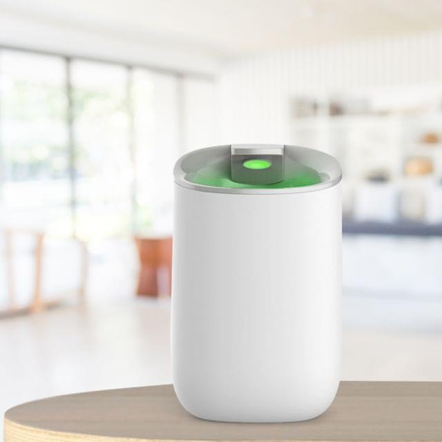Pursonic 600ML Smart Touch X3 Dehumidifier Portable Electric Office Home White