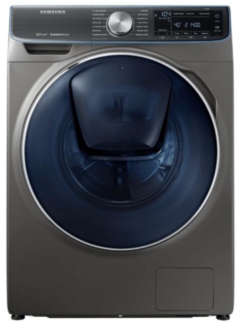 Samsung 8.5Kg Front Load Washer 4.5* En+Water Inox