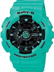 Casio Women's Baby G - Green/Black