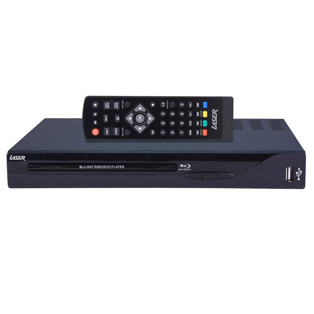 Blu-Ray Player Multi Region HDMI Digital 7.1  with LAN for BDLive