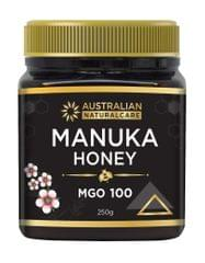 Australian NaturalCare Manuka Honey MGO 100 250gm