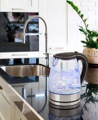 Pursonic 1.7L LED GLass Kettle