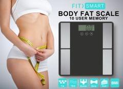 Fit Smart Electronic Body Analyser Scale
