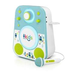 Singing Machine Bluetooth� Sing-Along System- The Mood - Aqua***Kids Range***