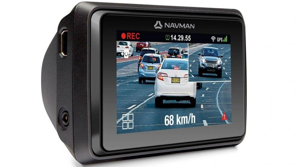 Navman MiVUE860DC Tyre 2.7-inch In-Car Camera