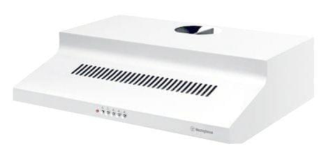 WESTINGHOUSE 60cm 3 Speed Univesal Rangehood - White