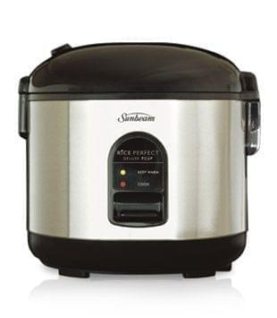 SUNBEAM Rice Perfect Deluxe 7 Cup Rice Cooker and Steamer -