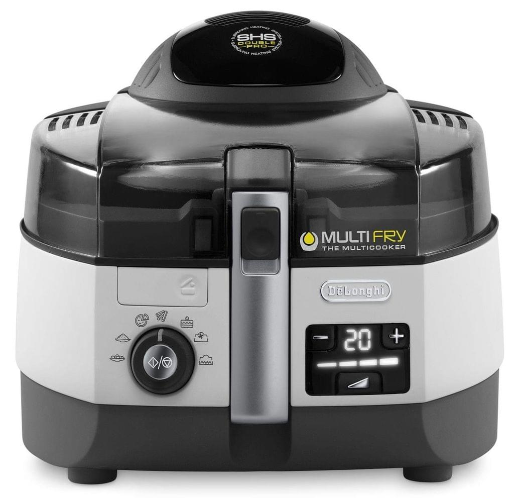 DELONGHI Extra Chef Multi Cooker - Silver