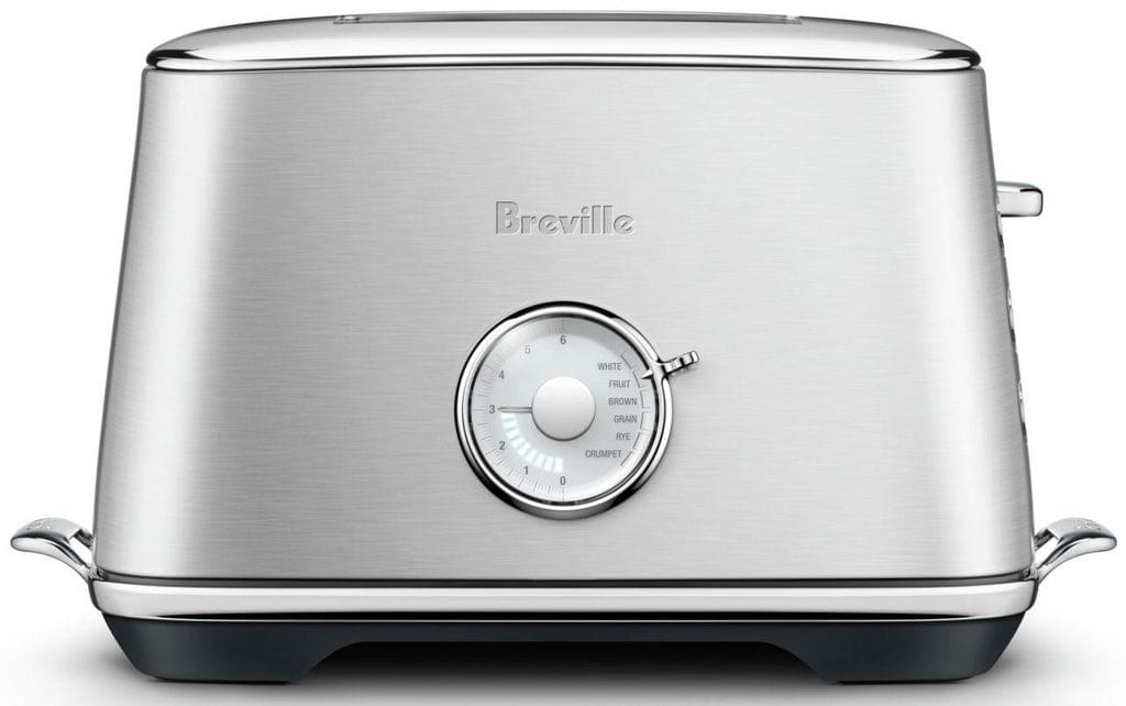 BREVILLE The Toast Select Luxe 2 Slice Toaster - Brushed Sta