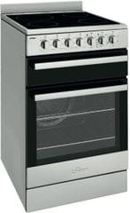 CHEF 54cm Electric F/F Oven Upright Seperate Grill Ceran