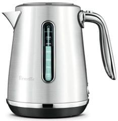 BREVILLE The Soft Top Luxe Kettle - Brushed Stainless Steel