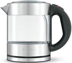 BREVILLE The Compact Kettle - Glass
