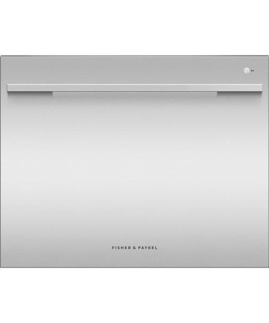F&P 60cm Single Tall Designer DishDrawer S/S