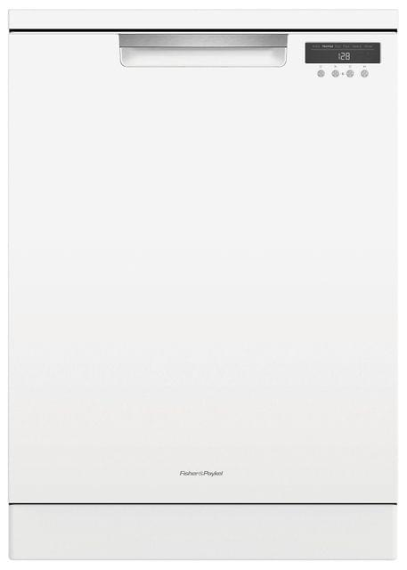 F&P 600mm Freestanding D/Washer 15 Place Settings - Whi