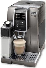 DELONGHI Dinamica Plus ECAM370.95.T Coffee Machine - Silver