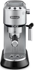 DELONGHI Dedica Pump Coffee Machine - Metal