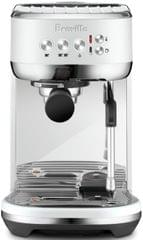 BREVILLE Bambino Plus Coffee Machine - Sea Salt