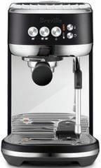 BREVILLE Bambino Plus Coffee Machine - Black Truffle