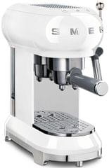 SMEG 50's Style Coffee Machine - White