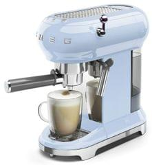 SMEG 50's Style Coffee Machine - Pastel Blue