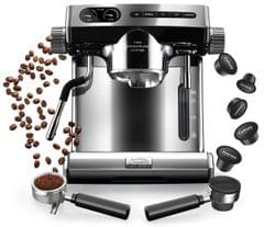 SUNBEAM Cafe Series Coffee Machine - Stainless Steel
