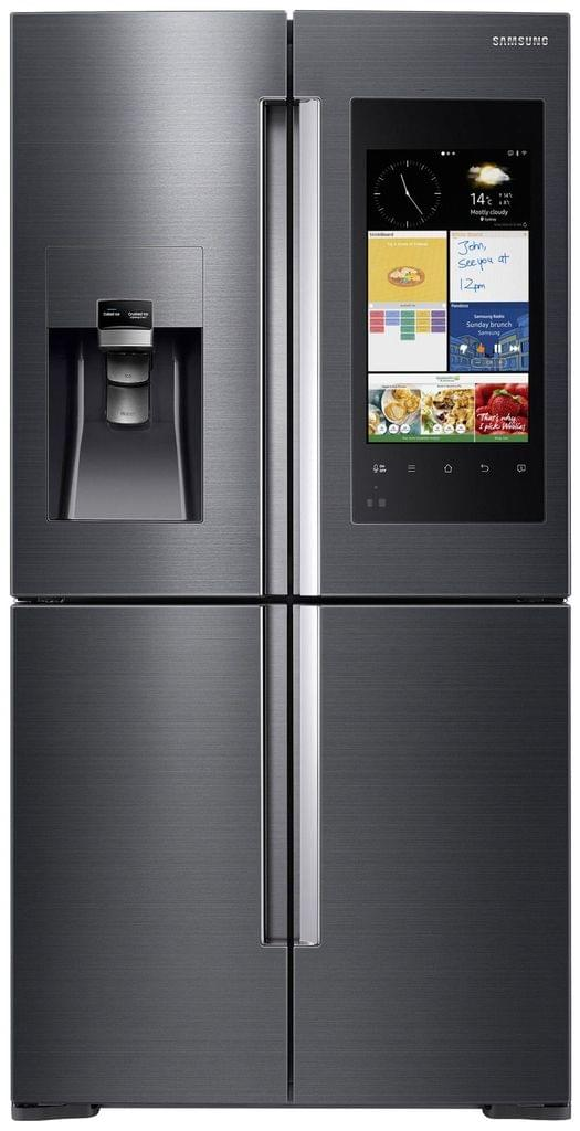 SAMSUNG 671L French Door Family Hub Refrigerator