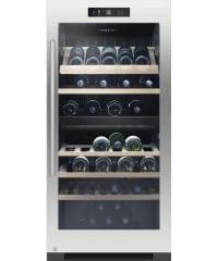 F&P 92 Bottle 206L F/Standing Dual Zone Wine Fridge