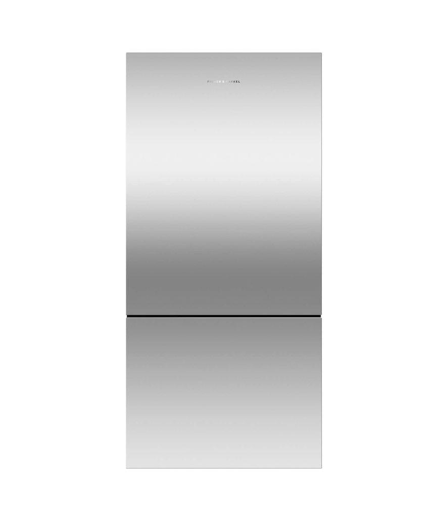 F&P 519 Litre Bottom Mount Refrigerator Concealed LH