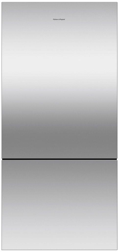 F&P 402 Litre Bottom Mount Refrigerator - RHH Pocket Ha
