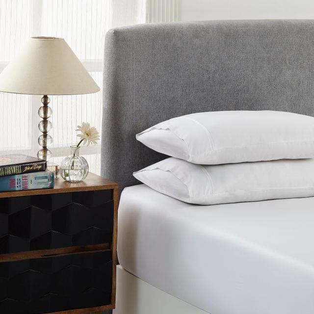 Royal Comfort 1500 Thread Count Combo Sheet Set Cotton Rich Premium Hotel Grade - Queen - White