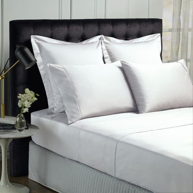 Royal Comfort King 1500TC Markle Collection Cotton Blend Sheet Set - White