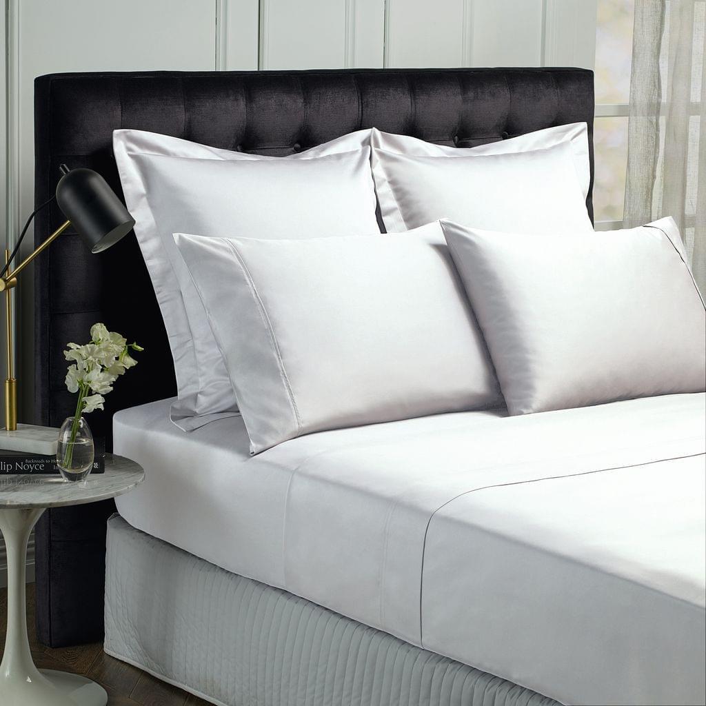 Royal Comfort Queen 1500TC Markle Collection Cotton Blend Sheet Set - White