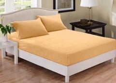 (QUEEN) Park Avenue 1000 Thread Count Cotton Blend Combo Set Bed - Blush
