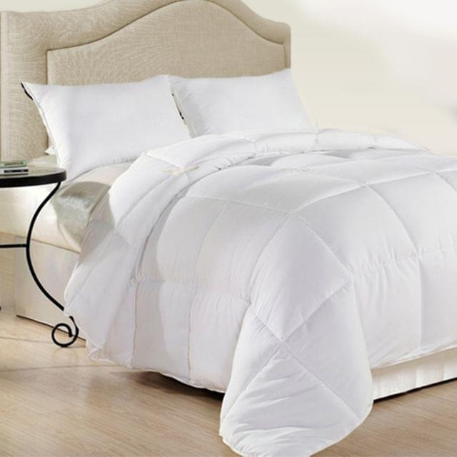 (DOUBLE) Royal Comfort 500GSM Plush Duck Feather Down Quilt Ultra Warm Soft - All Seasons - Double