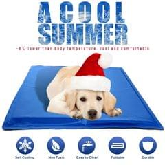 Sprint Industries Pet Portable Reusable Cooling Gel Pad Mat Dogs Cats 40 x 50cm