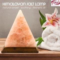 Himalayan Salt Lamp Natural Shaped Crystal Rock Shaped Night Light 2.8KG