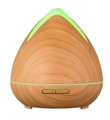 NEW Essential Oils Ultrasonic Aromatherapy Diffuser Air Humidifier Purify 400ML - Light Wood