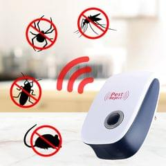 Ultrasonic Plug In 24/7 Protection Pest Repeller Bug Fly Mosquito Control Device