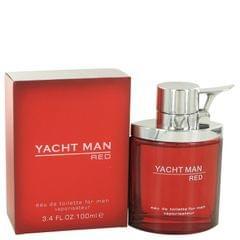 YACHT MAN RED (100ML) EDT