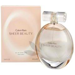 BEAUTY SHEER BY CK (100ML) EDT
