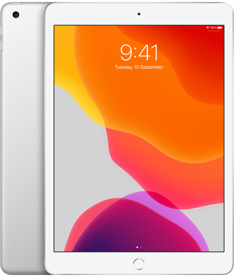 IPAD (7GEN) 10.2-INCH WI-FI + CELLULAR 32GB - SILVER