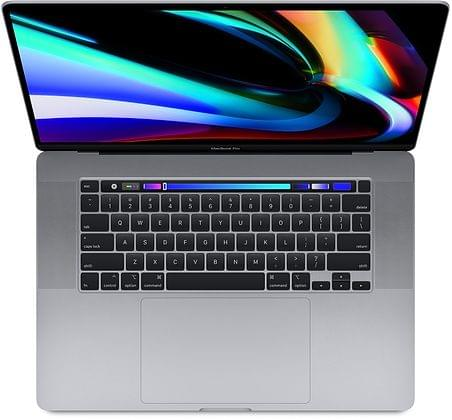 MACBOOK PRO 16-INCH TOUCH BAR - SPACE GREY/2.6GHZ 6-CORE 9TH-GEN I7/16GB/512GB/4GB RADEON PRO 5300M